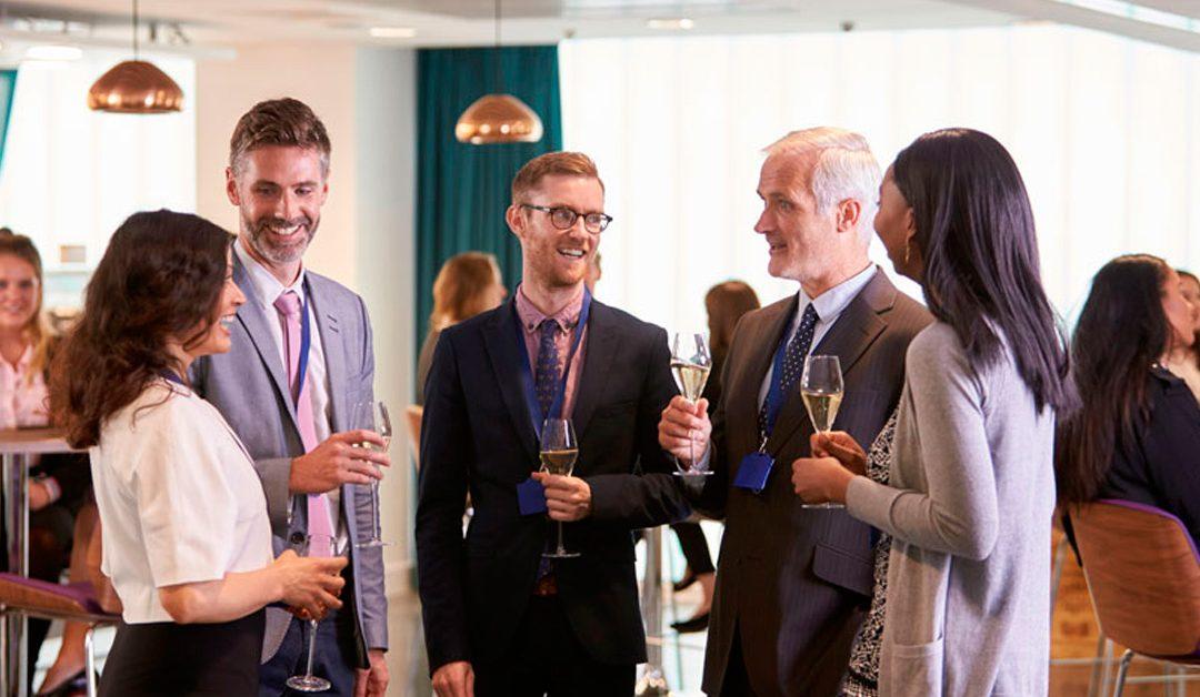 10 tips de networking en eventos, según Forbes